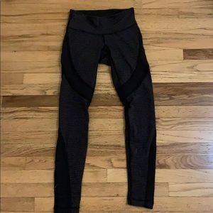 Lululemon leggings speed tights